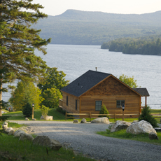Lake willoughby vt willoughvale inn and cabin rentals for Lake willoughby cabins